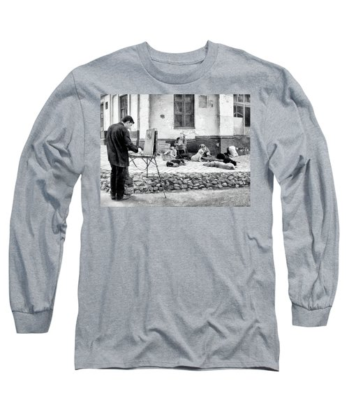 The Blind Side Long Sleeve T-Shirt