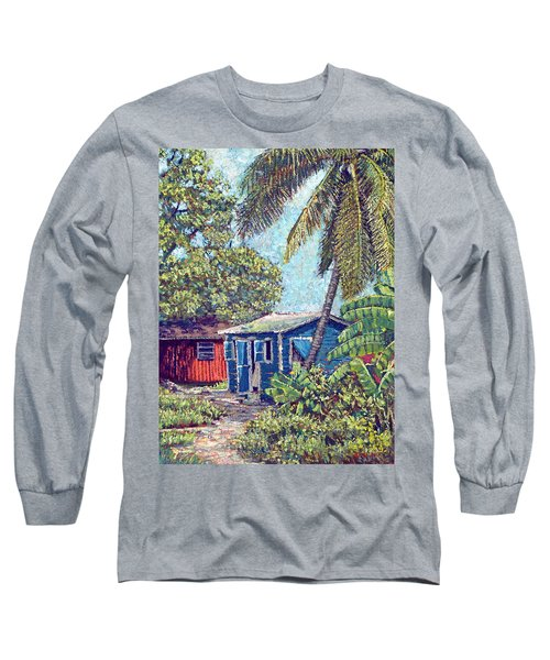 The Blue Cottage Long Sleeve T-Shirt