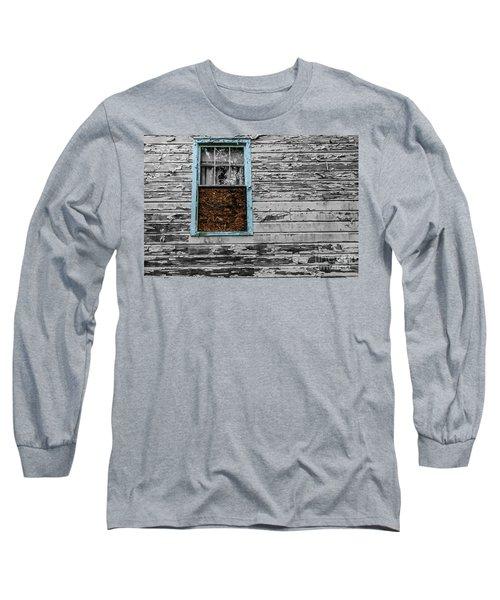 The Blue Window Long Sleeve T-Shirt
