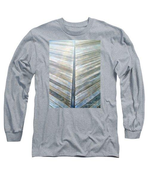 The Boardwalk Long Sleeve T-Shirt by Ed Weidman