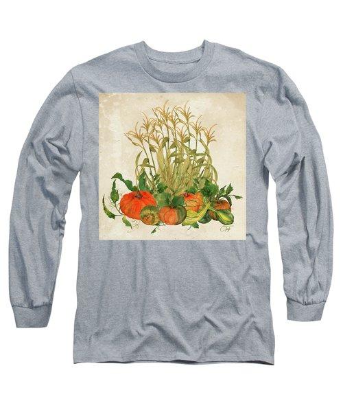 The Bountiful Harvest Long Sleeve T-Shirt
