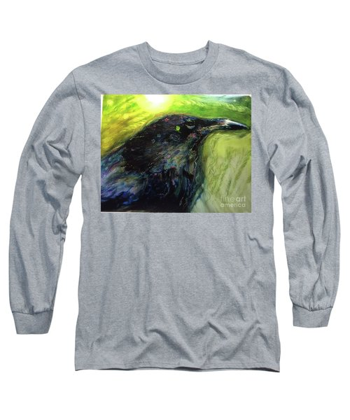 The Breath Of Winds Long Sleeve T-Shirt