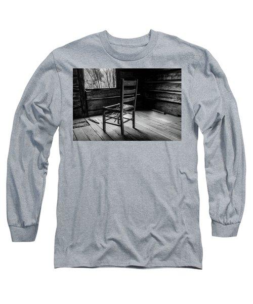 The Broken Chair Long Sleeve T-Shirt