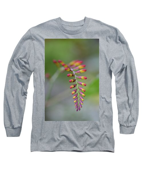 The Budding Arch Long Sleeve T-Shirt