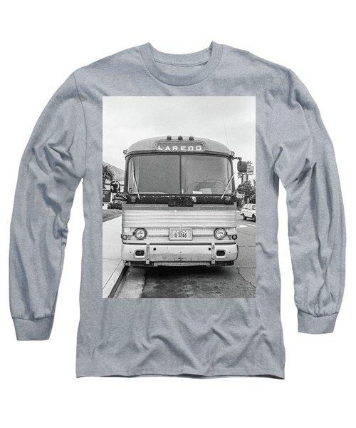 The Bus To Laredo Long Sleeve T-Shirt