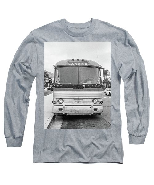 The Bus To Laredo Long Sleeve T-Shirt