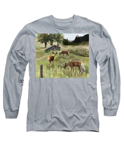 The Calm Long Sleeve T-Shirt
