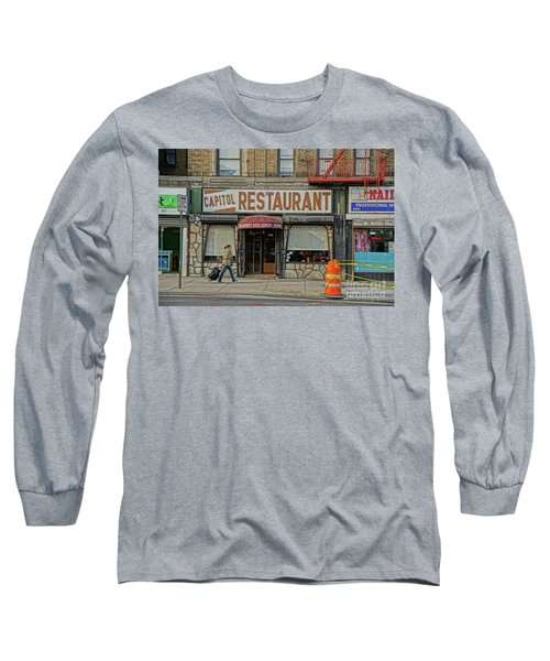 Long Sleeve T-Shirt featuring the photograph The Capitol by Cole Thompson
