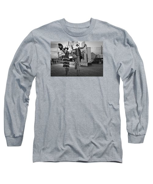 The Carnival Long Sleeve T-Shirt