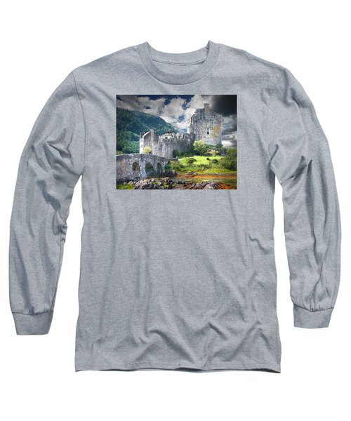The Castle Long Sleeve T-Shirt