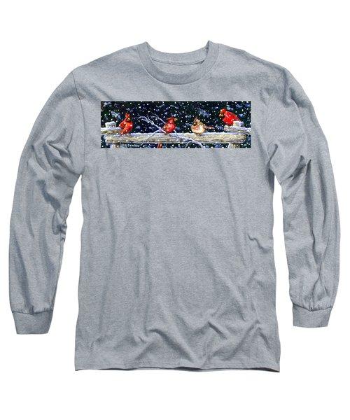 The Cedar Rail Gang Long Sleeve T-Shirt