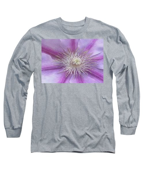 The Center Long Sleeve T-Shirt