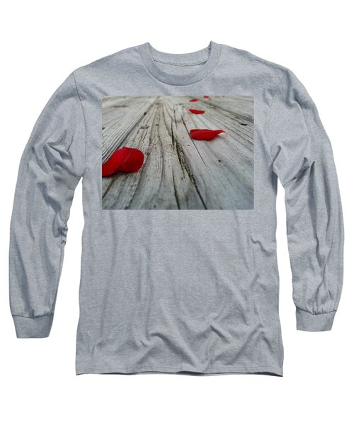 Long Sleeve T-Shirt featuring the photograph The Character Of Beauty by Robert Knight