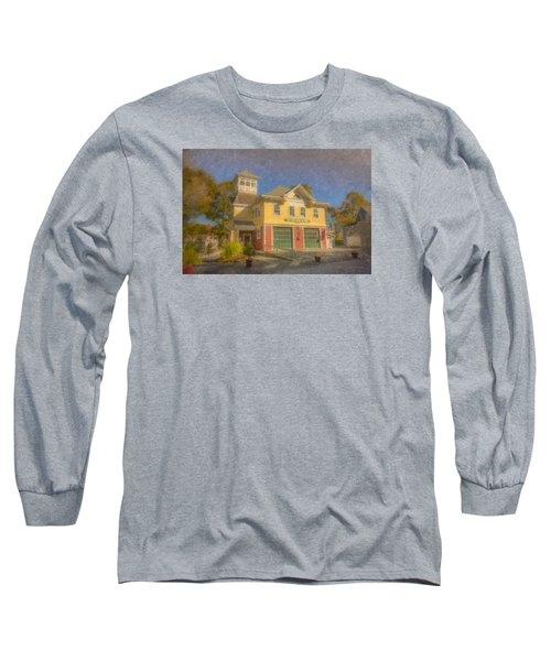 The Children's Museum Of Easton Long Sleeve T-Shirt
