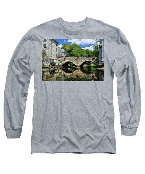 The Choate Bridge Long Sleeve T-Shirt