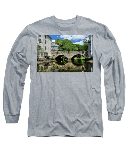 The Choate Bridge Long Sleeve T-Shirt