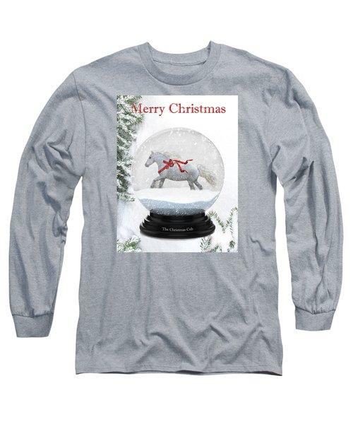 The Christmas Cob Long Sleeve T-Shirt