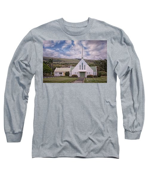 The Church Long Sleeve T-Shirt