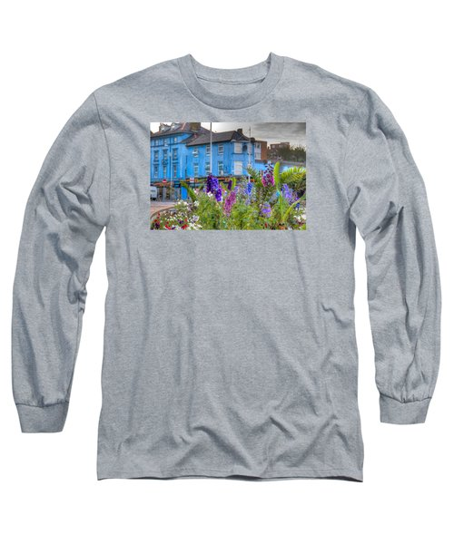 The Colors Of Europe Long Sleeve T-Shirt