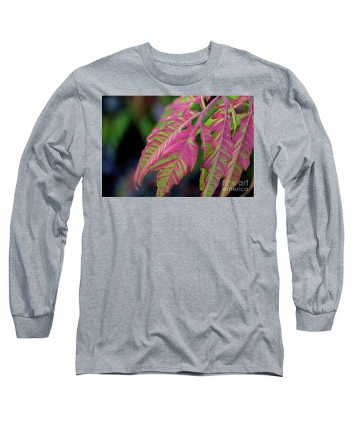 The Colors Of Shumac 9 Long Sleeve T-Shirt