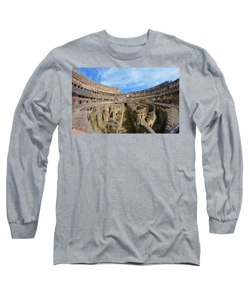 The Colosseum Long Sleeve T-Shirt