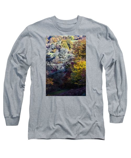 The Colours Of Autumn Long Sleeve T-Shirt