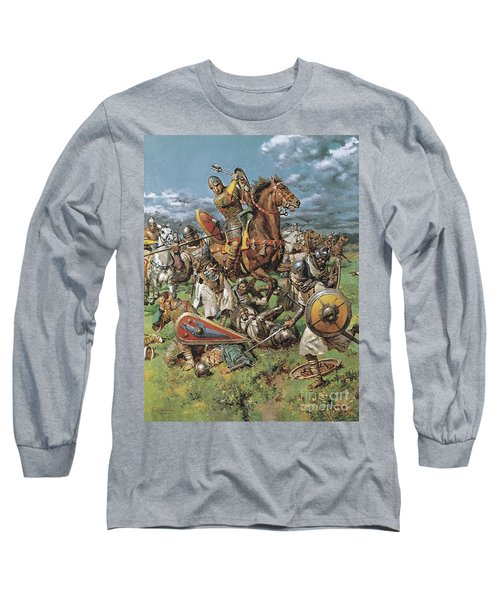 The Coming Of The Conqueror Long Sleeve T-Shirt