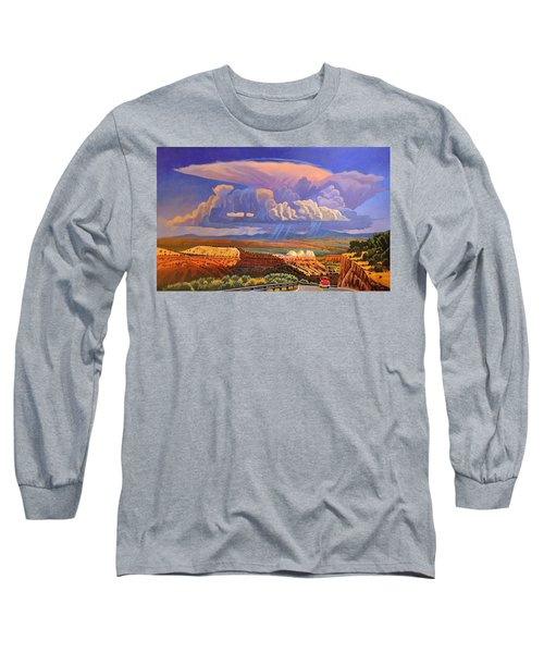 The Commute Long Sleeve T-Shirt by Art West