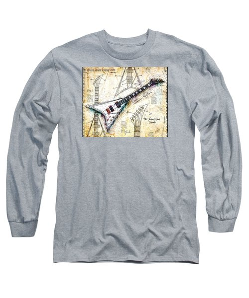 The Concorde Long Sleeve T-Shirt by Gary Bodnar