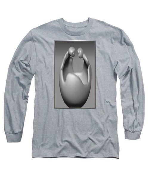 'the Conversation' Long Sleeve T-Shirt