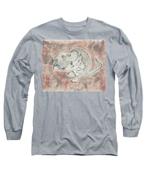The Cool Chick #2 Long Sleeve T-Shirt