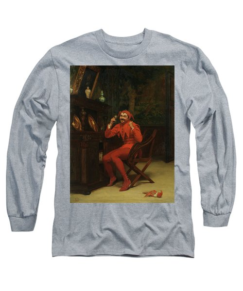 The Court Jester Long Sleeve T-Shirt
