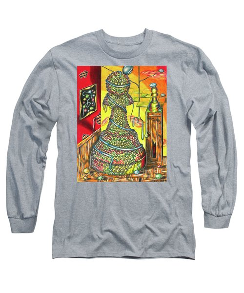 The Creation Of A Magnificent Strategy Long Sleeve T-Shirt