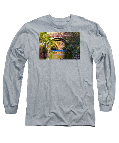 The Creek Long Sleeve T-Shirt