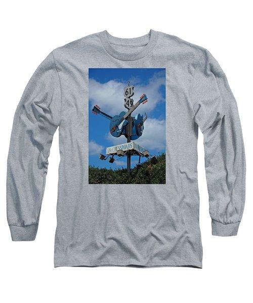 The Crossroads Long Sleeve T-Shirt