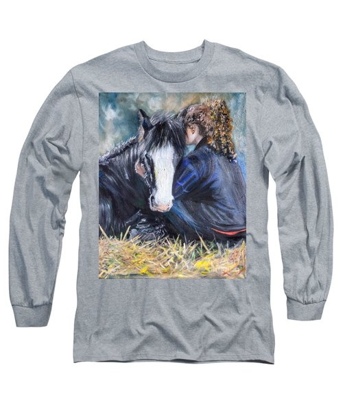 The Cuddle Long Sleeve T-Shirt