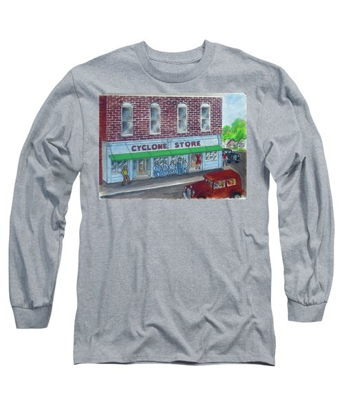 The Cyclone Store 1948 Long Sleeve T-Shirt