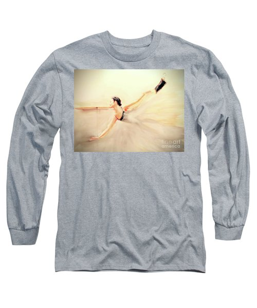 The Dance Of Life Long Sleeve T-Shirt by FeatherStone Studio Julie A Miller