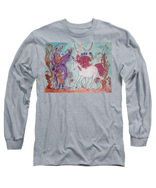 the Dance Long Sleeve T-Shirt
