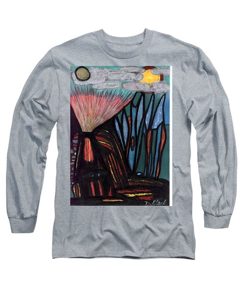 The Dawn Of Formation Long Sleeve T-Shirt by Darrell Black