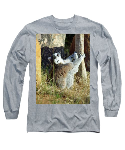 The Debate Long Sleeve T-Shirt by Inspirational Photo Creations Audrey Woods