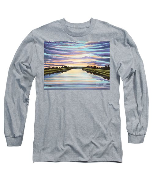The Delta Experience Long Sleeve T-Shirt