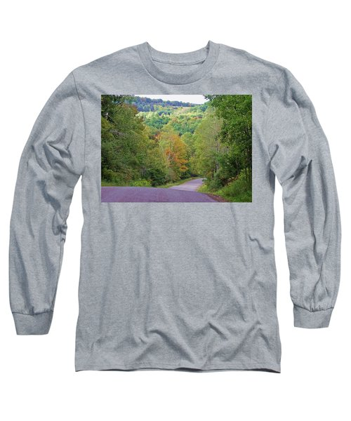 The Descent Long Sleeve T-Shirt