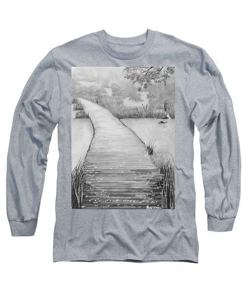 The Divine Path Long Sleeve T-Shirt