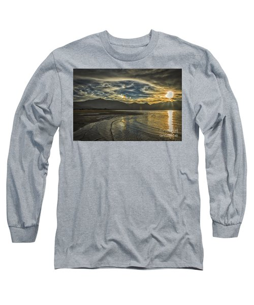The Dog Days Of Summer Long Sleeve T-Shirt by Mitch Shindelbower
