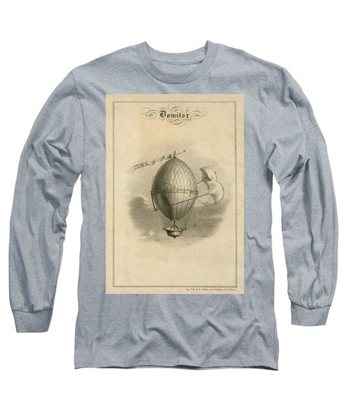 The Domitor Long Sleeve T-Shirt