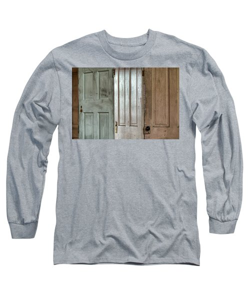 The Doors Long Sleeve T-Shirt by Michael McGowan