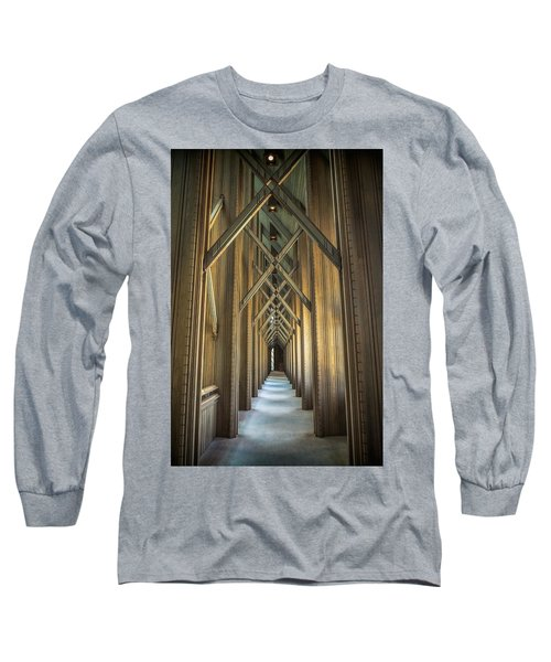 The Doorway Leading To... Long Sleeve T-Shirt