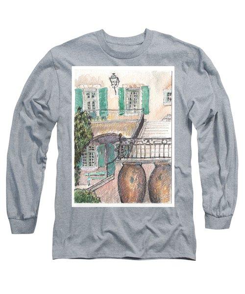 The Dora Maar Residency Long Sleeve T-Shirt
