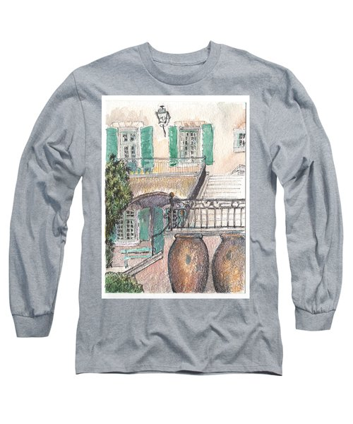 The Dora Maar Residency Long Sleeve T-Shirt